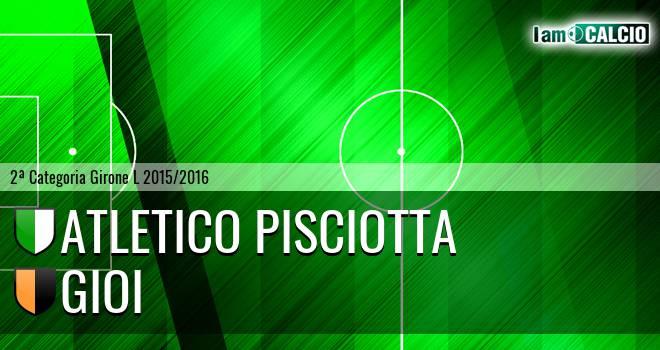 Atletico Pisciotta - Gioi