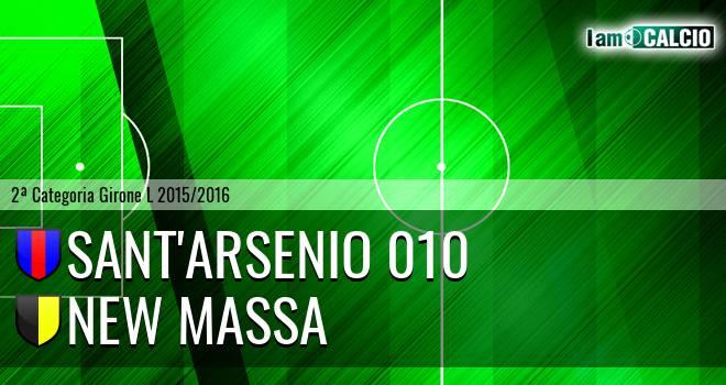 Sant'Arsenio 010 - Polisportiva Cilento