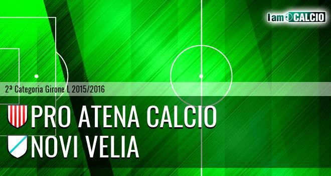 Pro Atena Calcio - Novi Velia