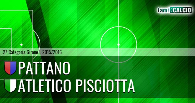 Pattano - Atletico Pisciotta