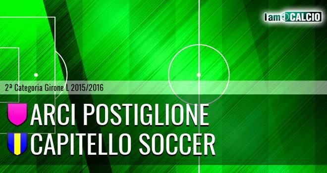 Arci Postiglione - Capitello Soccer