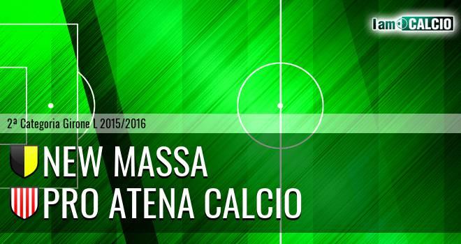 Polisportiva Cilento - Pro Atena Calcio