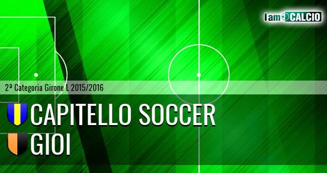 Capitello Soccer - Gioi