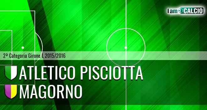 Atletico Pisciotta - Magorno