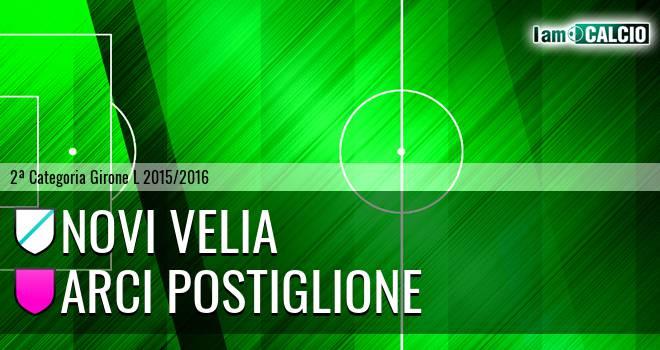 Novi Velia - Arci Postiglione