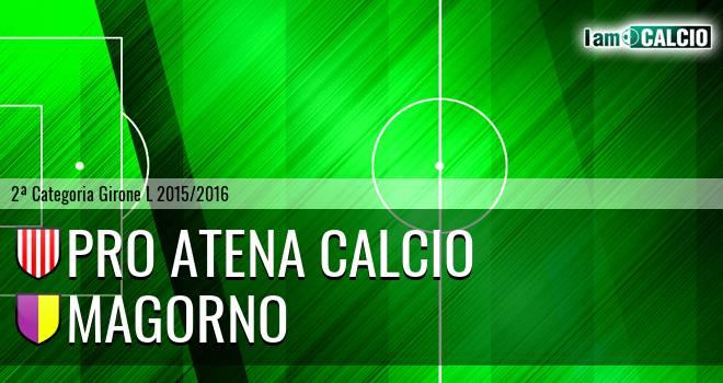 Pro Atena Calcio - Magorno