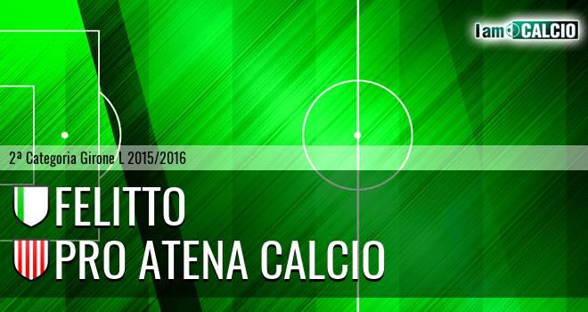 Felitto - Pro Atena Calcio