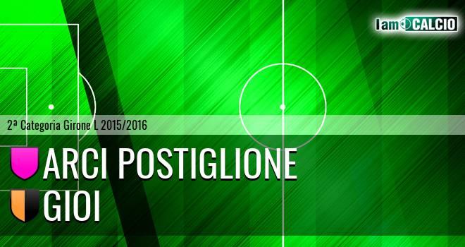 Arci Postiglione - Gioi