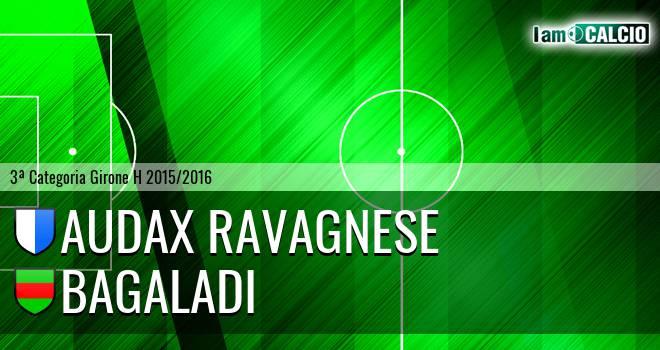 Audax Ravagnese - Bagaladi