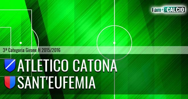 Catona Calcio - Sant'Eufemia
