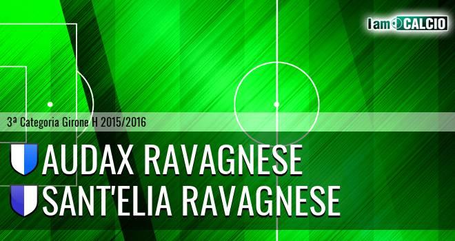 Audax Ravagnese - Sant'Elia Ravagnese