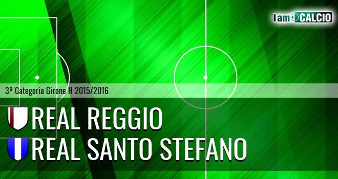 Real Reggio - Real Santo Stefano