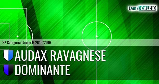 Audax Ravagnese - Dominante