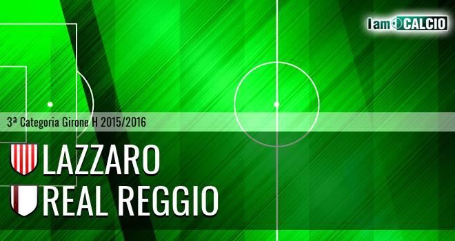 Lazzaro 1974 - Real Reggio