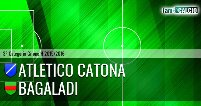 Catona Calcio - Bagaladi