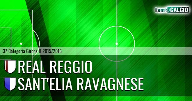 Real Reggio - Sant'Elia Ravagnese