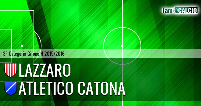 Lazzaro 1974 - Catona Calcio