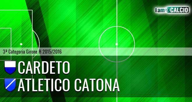 Cardeto - Catona Calcio