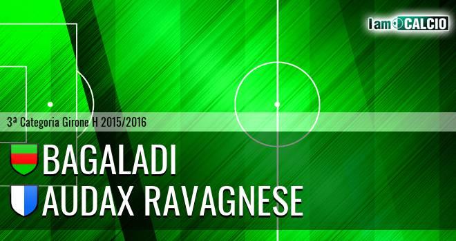 Bagaladi - Audax Ravagnese