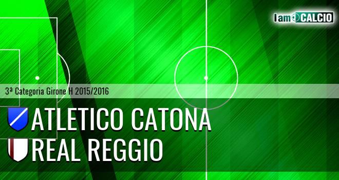 Catona Calcio - Real Reggio
