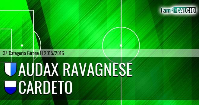 Audax Ravagnese - Cardeto