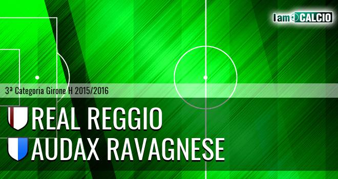 Real Reggio - Audax Ravagnese