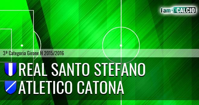 Real Santo Stefano - Catona Calcio