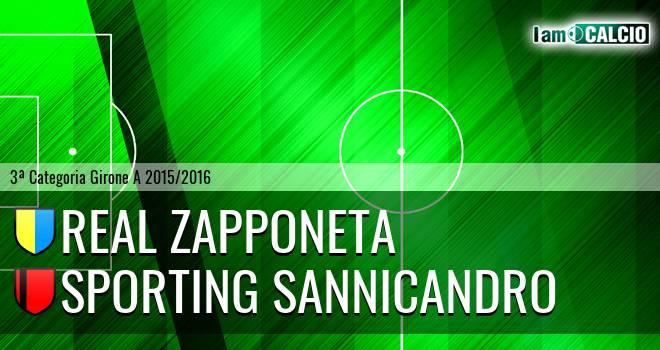Real Zapponeta - Sporting Sannicandro