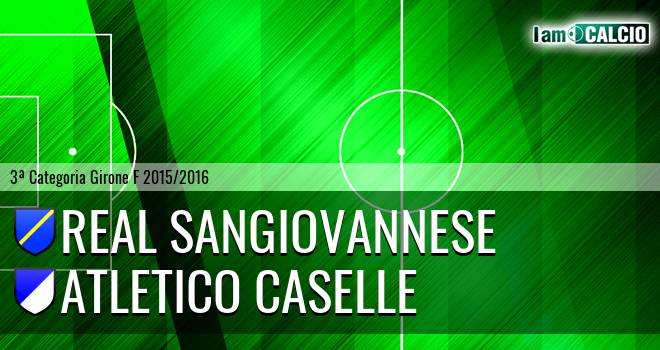 Real Sangiovannese - Atletico Caselle