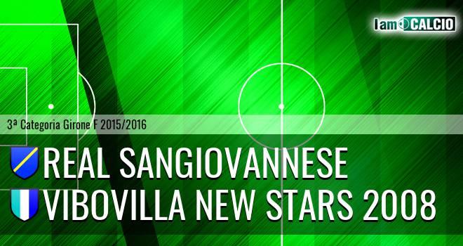 Real Sangiovannese - Vibovilla New Stars 2008