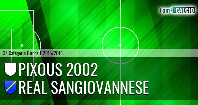 Pixous 2002 - Real Sangiovannese