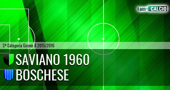 Saviano 1960 - Boschese