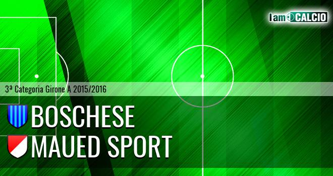 Boschese - Maued Sport