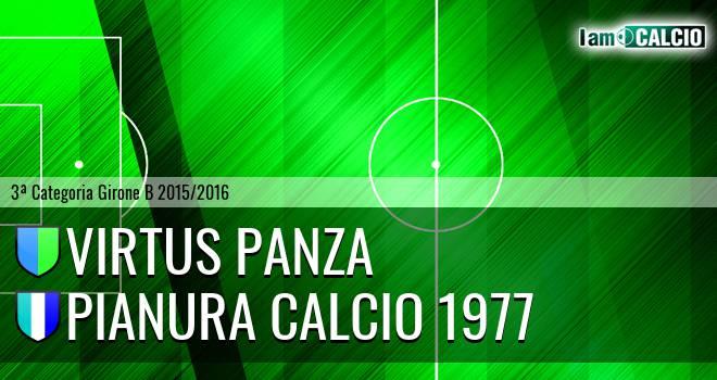 Virtus Panza - Pianura Calcio 1977