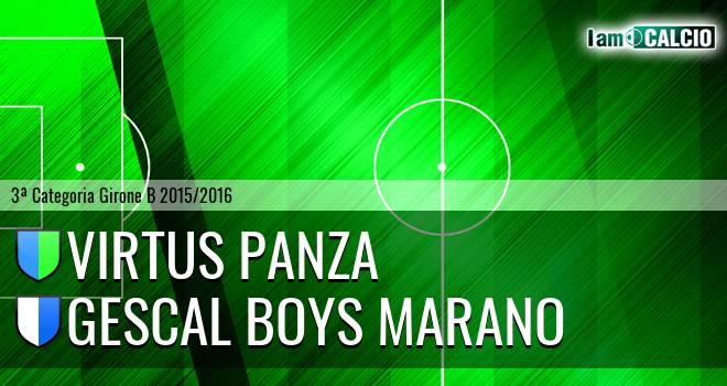 Virtus Panza - Città di Marano