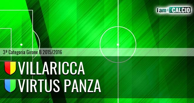Villaricca - Virtus Panza