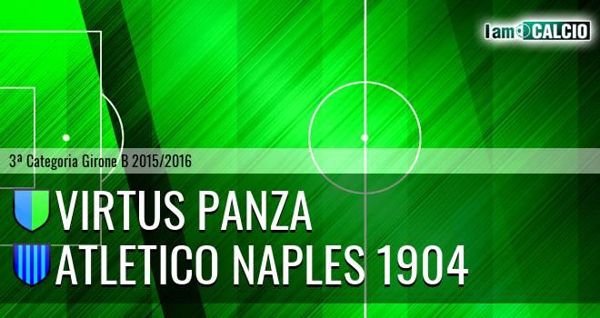 Virtus Panza - Atletico Naples 1904