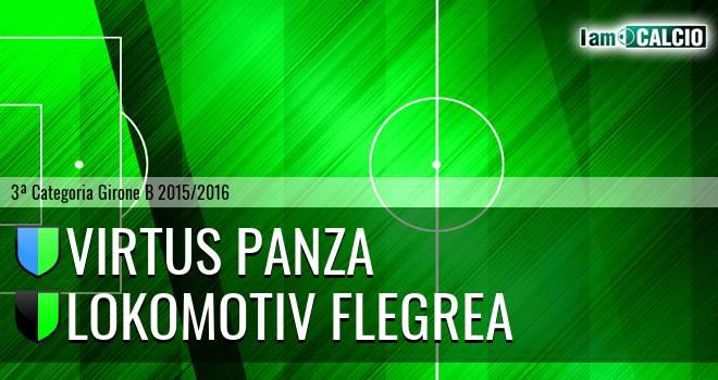 Virtus Panza - Lokomotiv Flegrea