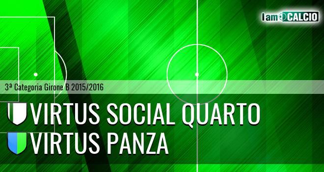 Quarto Calcio - Virtus Panza