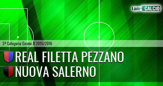 Real Filetta Pezzano - Nuova Salerno
