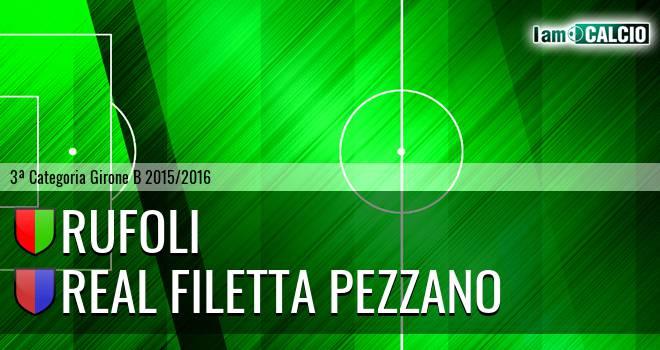 Rufoli - Real Filetta Pezzano