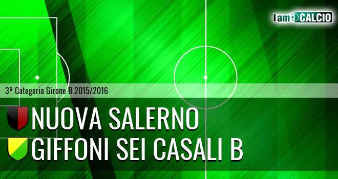 Nuova Salerno - Giffoni Sei Casali B