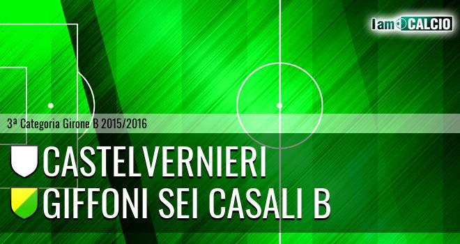 Castelvernieri - Giffoni Sei Casali B