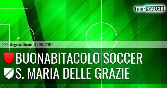 Buonabitacolo Soccer - S. Maria delle Grazie