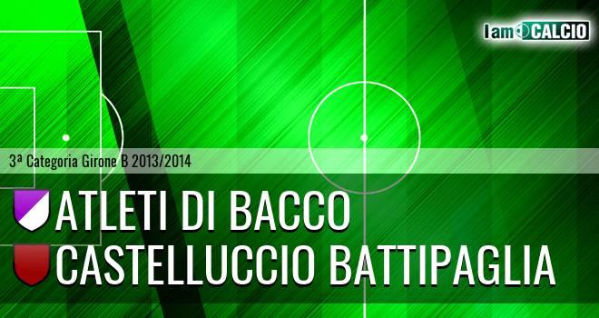 Atleti di Bacco - Castelluccio Battipaglia
