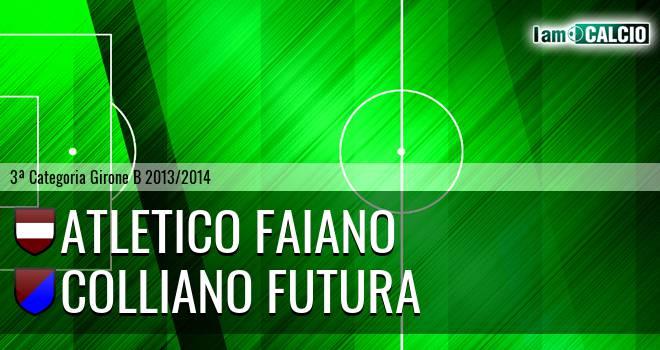 Atletico Faiano - Colliano Futura