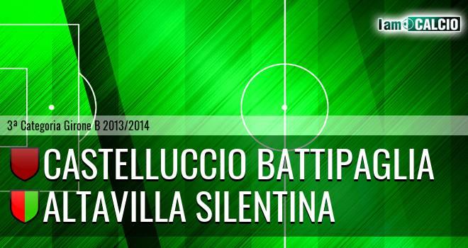 Castelluccio Battipaglia - Altavilla Silentina
