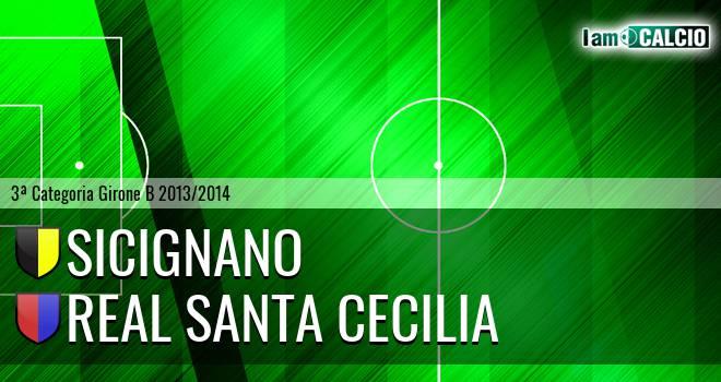 Sicignano - Real Santa Cecilia