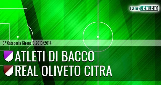 Atleti di Bacco - Oliveto Citra