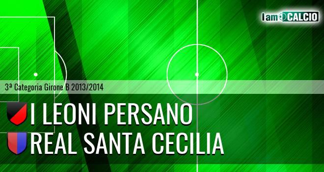 I Leoni Persano - Real Santa Cecilia